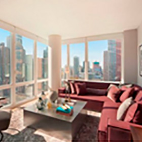 Luxury Midtown West Apartments Nyc No Fee Rentals At