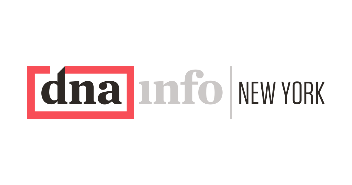 DNA Info New York Logo
