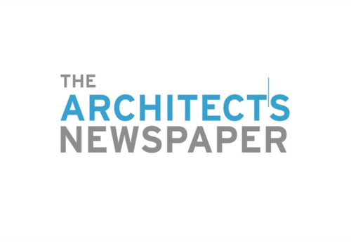 The Architetcts Newspaper Logo
